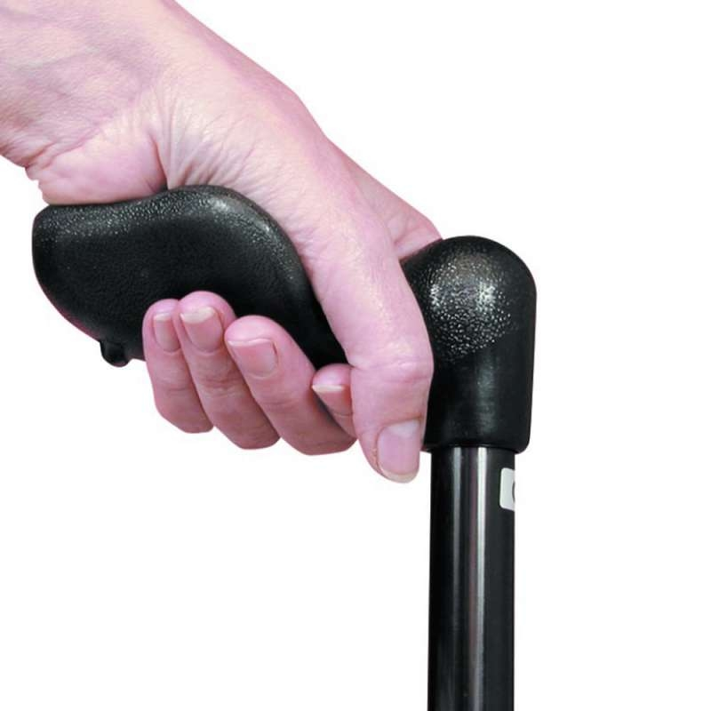 Able2 Arthritic Grip Folding Walking Stick
