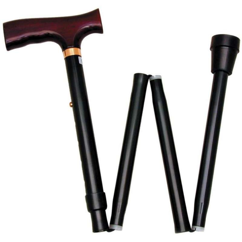 Able2 Folding Adjustable Walking Stick
