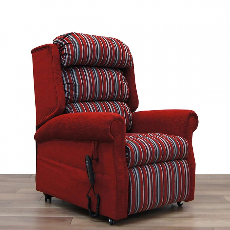 Rise & Recline Royal Dual Motor Tilt in Space Chair
