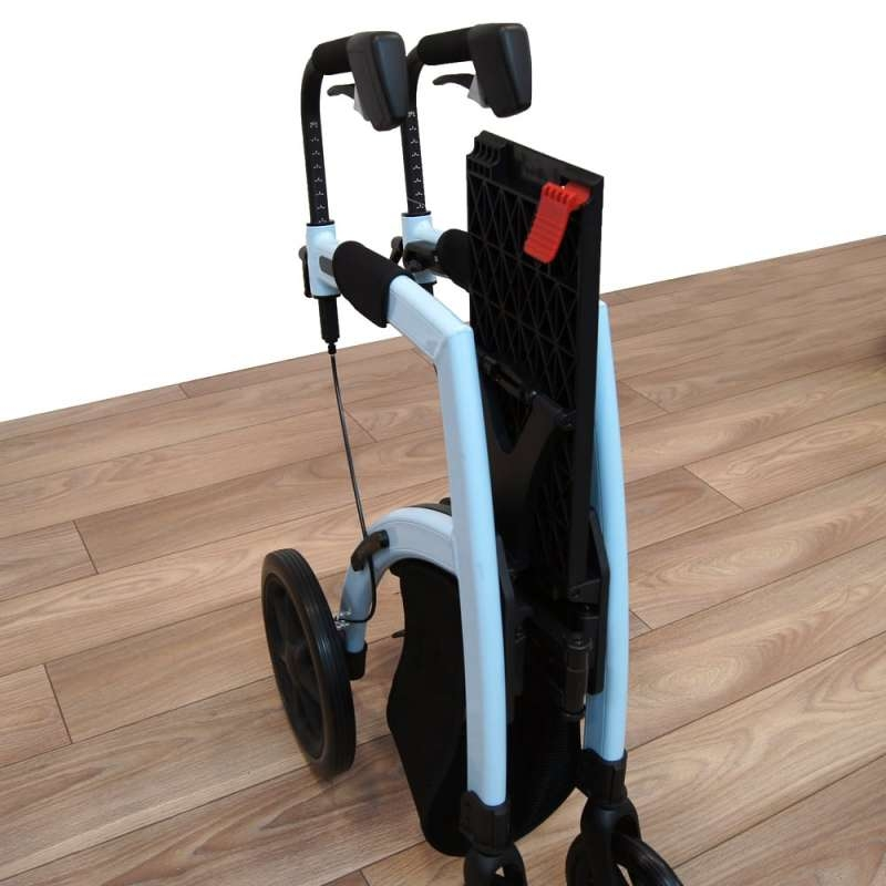Topro Rollz Motion Rollator and Wheelchair in one.
