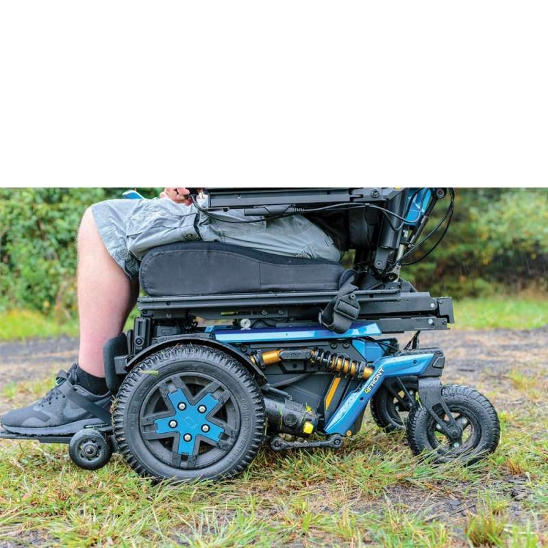 Quantum 4Front Powered Wheelchair, Basingstoke, Winchester