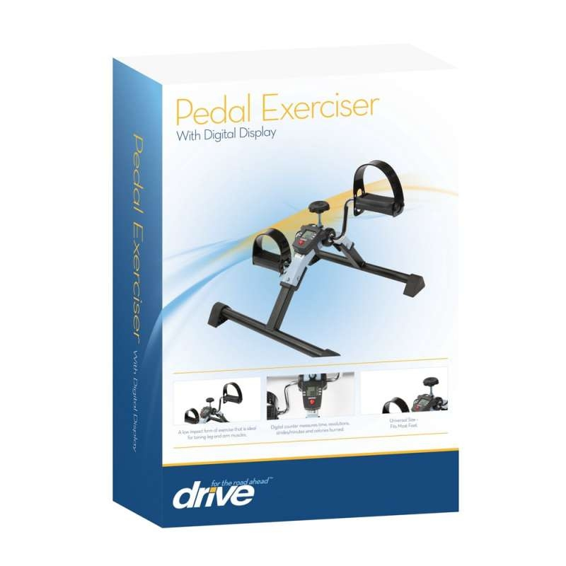 Able2 Pedal Exerciser with Pedometer