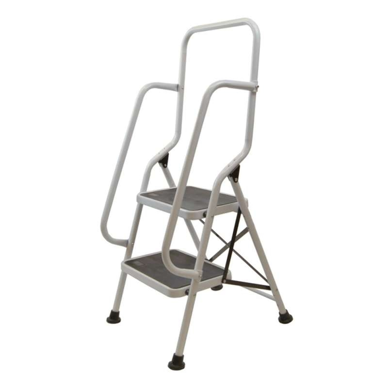 Household aids Basingstoke | Sturdy 2 step ladder with