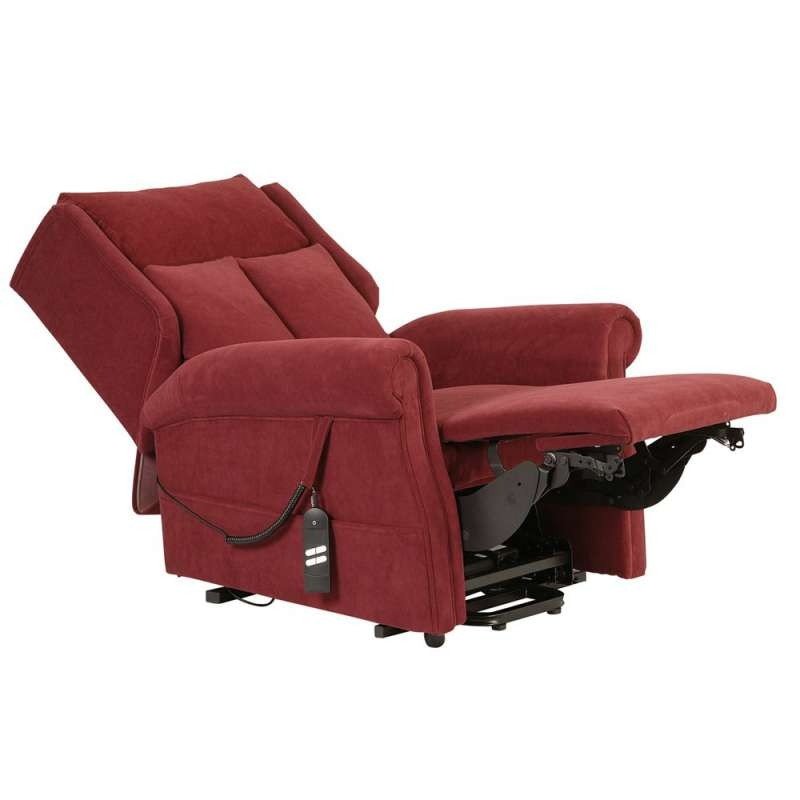 Rise & Recline T Back Electric Wall Hugger Armchair