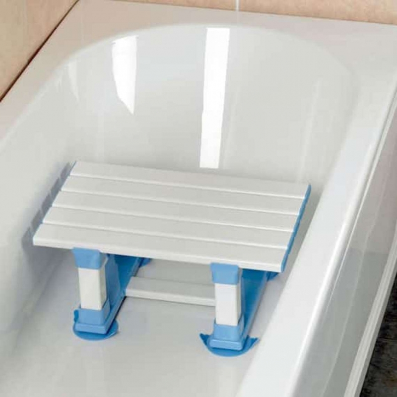 Drive Devilbiss Slatted Grey Bath Seat