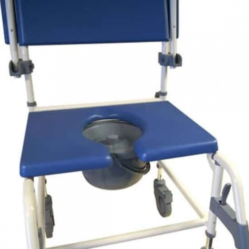Drive Devilbiss Aston Bariatric Shower Commode Chair