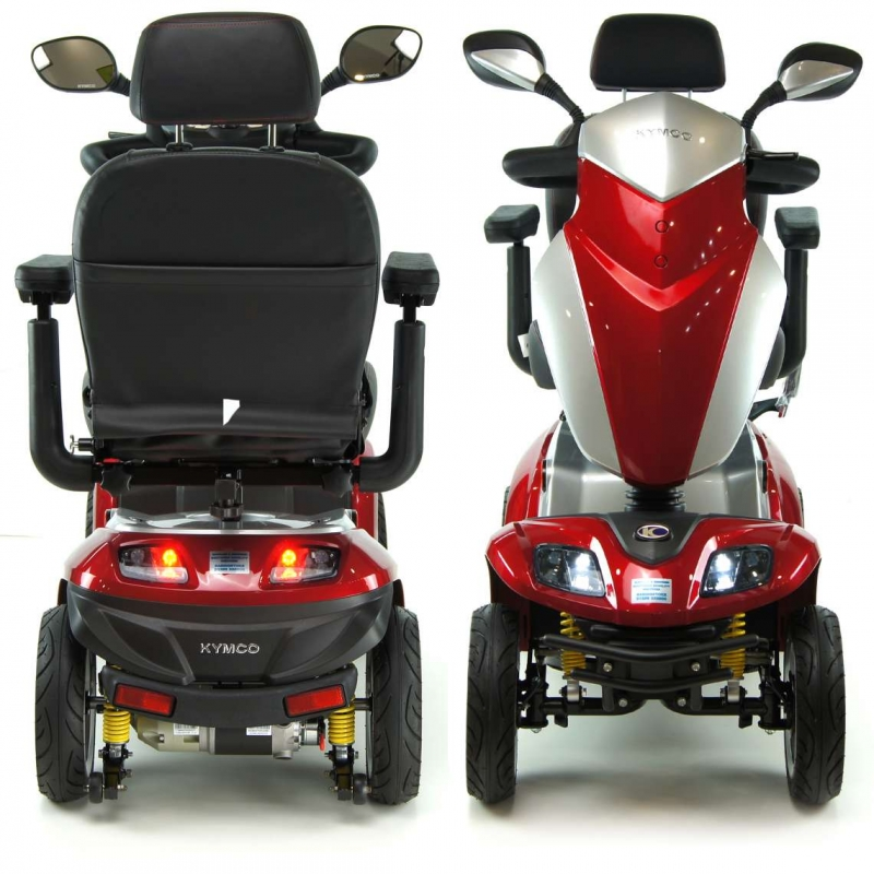 Kymco Agility 8mph Mobility Scooter