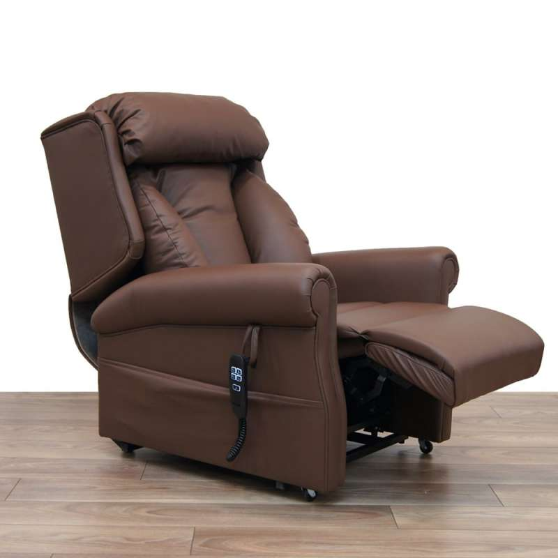Rise And Recliner Chairs Basingstoke Luxury Leather