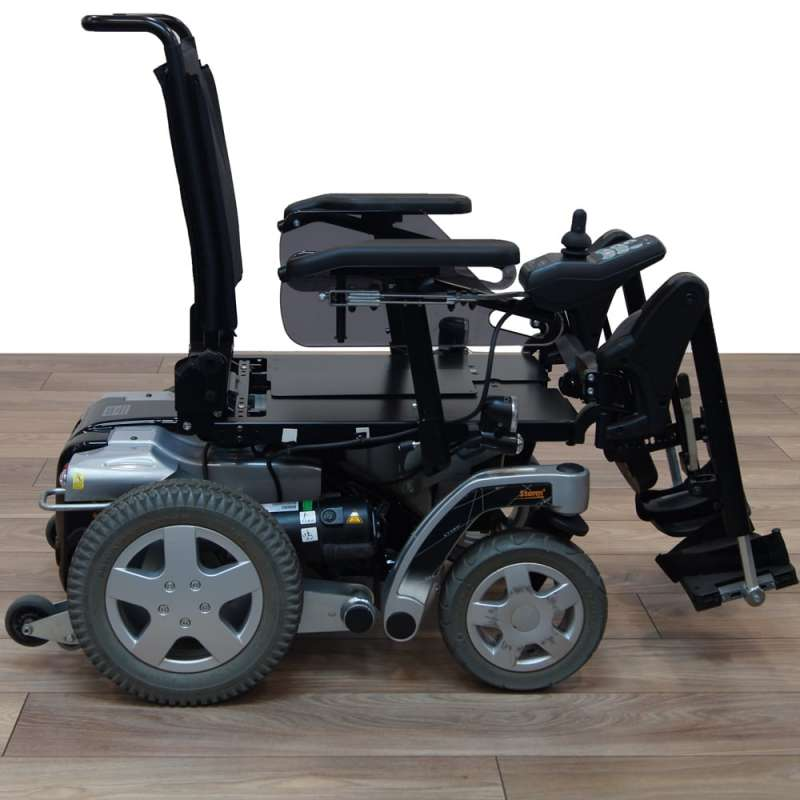 new arrivals 1ea52 f897d Invacare Used Invacare Storm 4 Power Chair